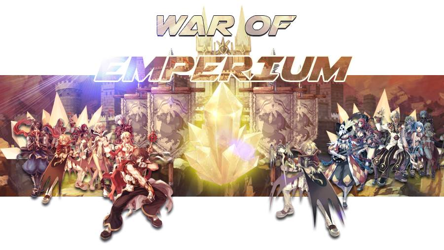VanRO War of Emperium Event 2018.